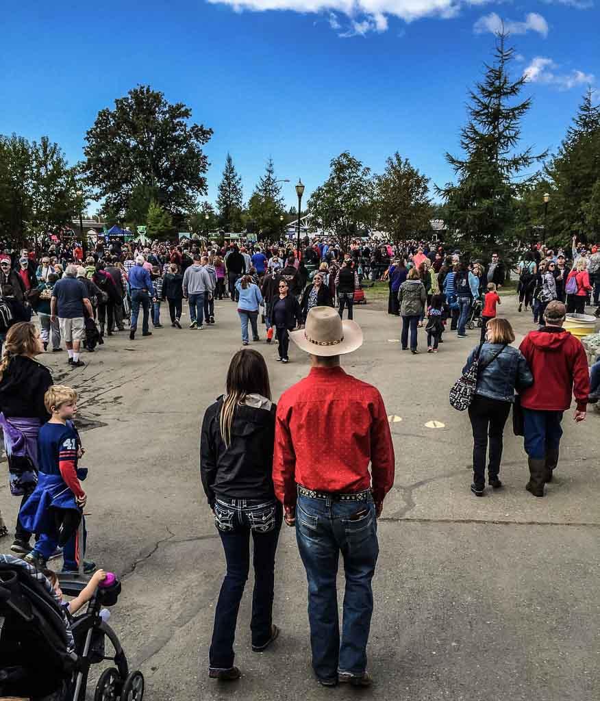Alaska State Fair, Alaska