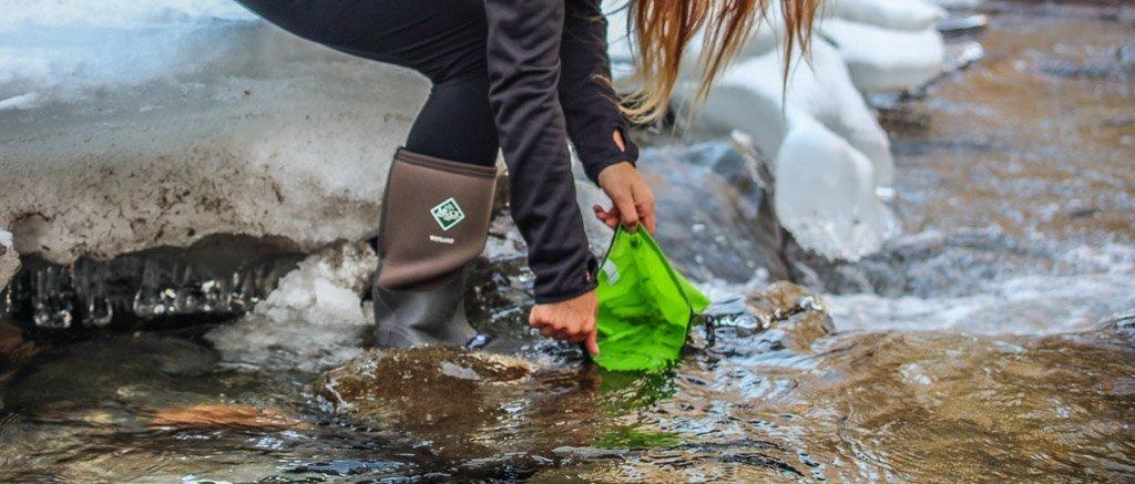Scrubba wash bag review, scrubba