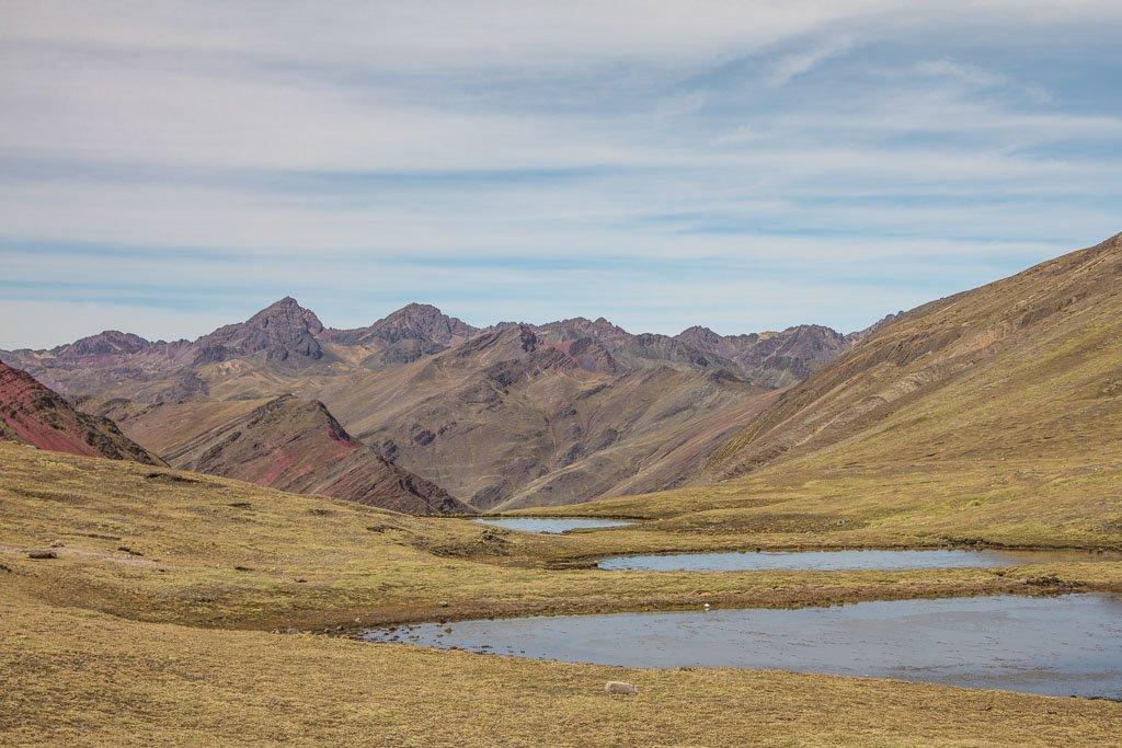 Rainbow Mountain, Rainbow Mountain Peru, Peru, Vinicunca, Rainbow mountain in photos