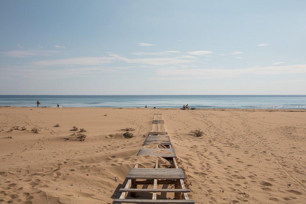 Golden Beach, Cyprus, TRNC, Turkish Republic of North Cyprus, Northern Cyprus, Karpas, Karpaz, Karpaz Peninsula, Karpas Peninsula