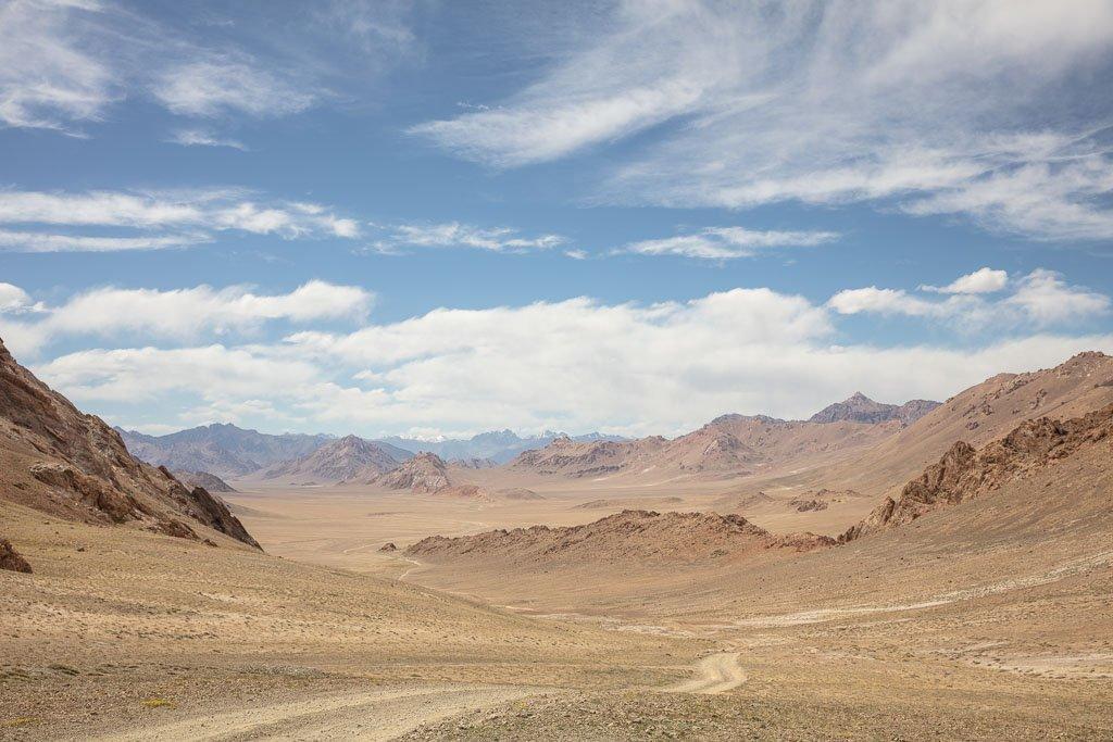 Tajikistan, GBAO, Pamir, Pamir Mountains