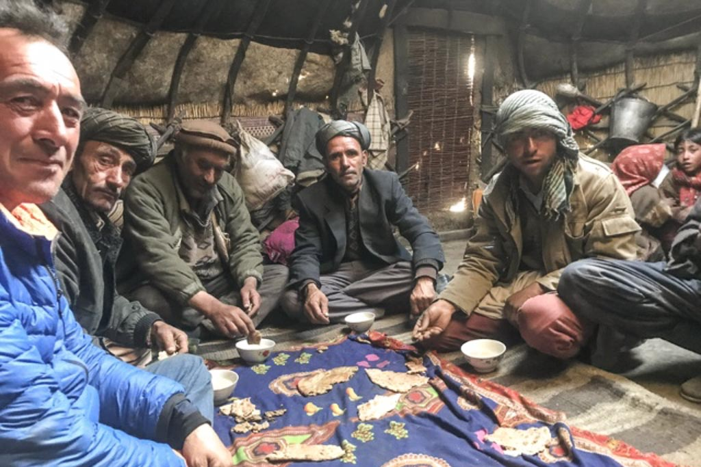 Afghanistan, Afghan Wakhan, Wakhan, Badakhshan, yurt, Afghan yurt, Wakhi yurt, Aksanktich