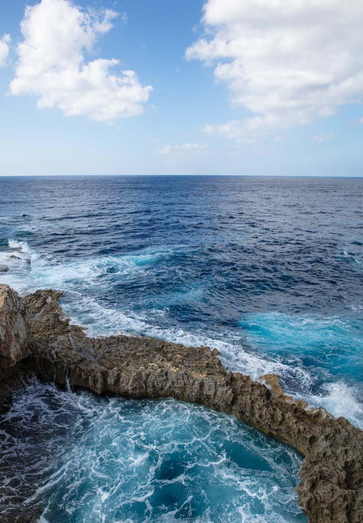 Malta, Malta travel, Malta travel guide, 4 days Malta, Malta itinerary, Europe, Mediterranean, 4 day Malta, 4 day Malta itinerary, Dwerja, Azure Window Malta, Azure Window pool, Azure Window, Gozo