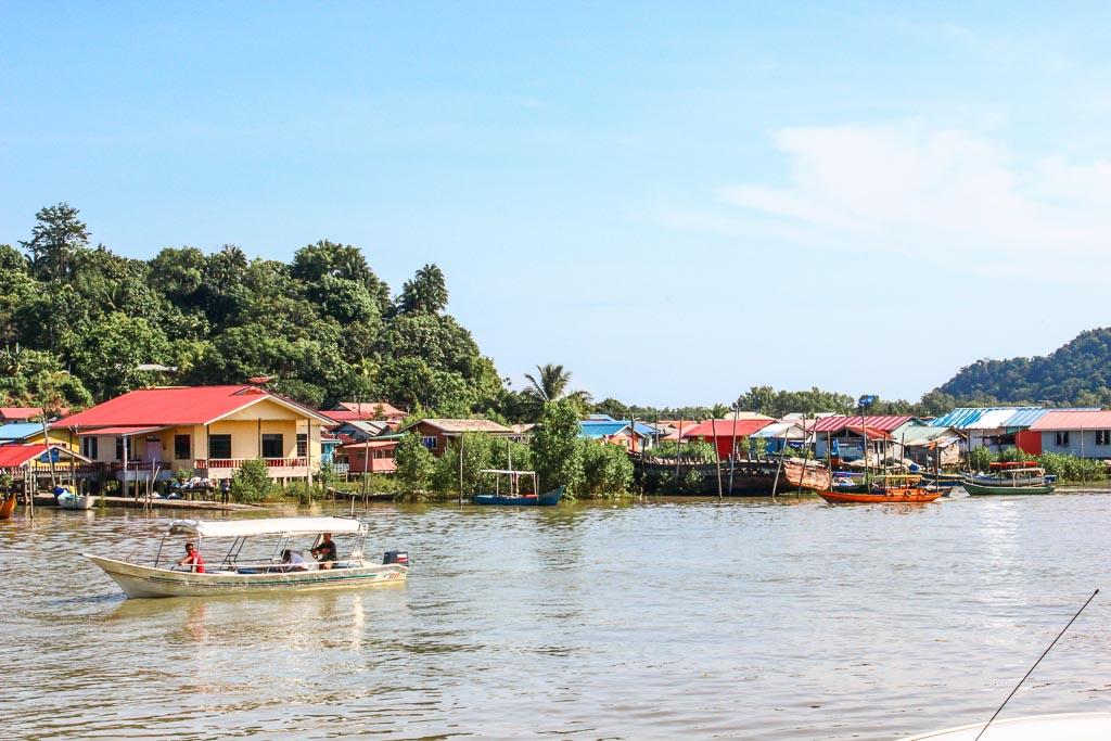 Bako Village, Bako National Park, Sarawak, Malaysia, Borneo, Malaysian Borneo, Malaysia National Park, Borneo National PArk, Sarawak National Park, Bako Village