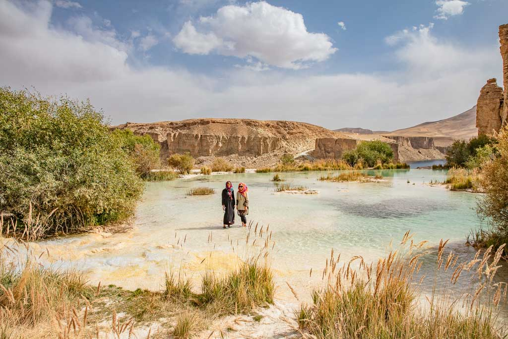 Afghanistan travel, Afghanistan travel guide, Band e Amir, Afghanistan, Bamyan