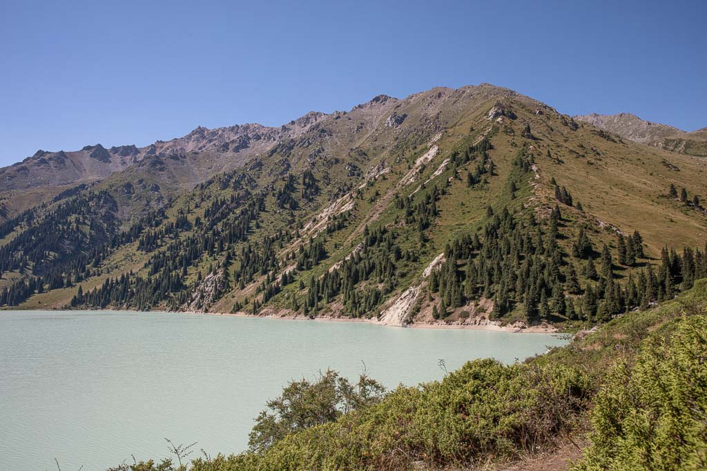 Big Almaty Lake, Almaty day trip, Almaty, Kazakhstan, Central Asia, BAO
