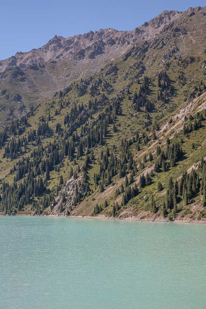 Big Almaty Lake, Almaty day trip, Almaty, Kazakhstan, Central Asia