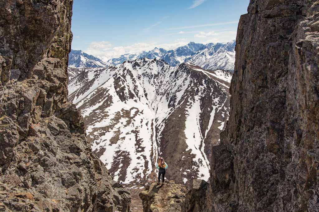 Baldy Hikes, Blacktail Hike, Anchorage day hikes, Eagle River, Alaska