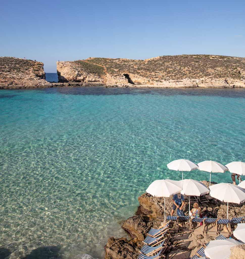 Malta, Malta travel, Malta travel guide, 4 days Malta, Malta itinerary, Europe, Mediterranean, 4 day Malta, 4 day Malta itinerary, Blue Lagoon, Blue Lagoon Malta, Blue Lagoon Comino, Comino