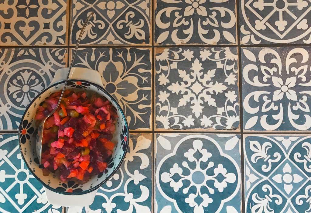 Borsht, Markanda Restaurant, Markanda Restaurant Almaty, Almaty Restaurants, Kazkah food, Russian food, borsht, soup, Almaty, Kazakhstan