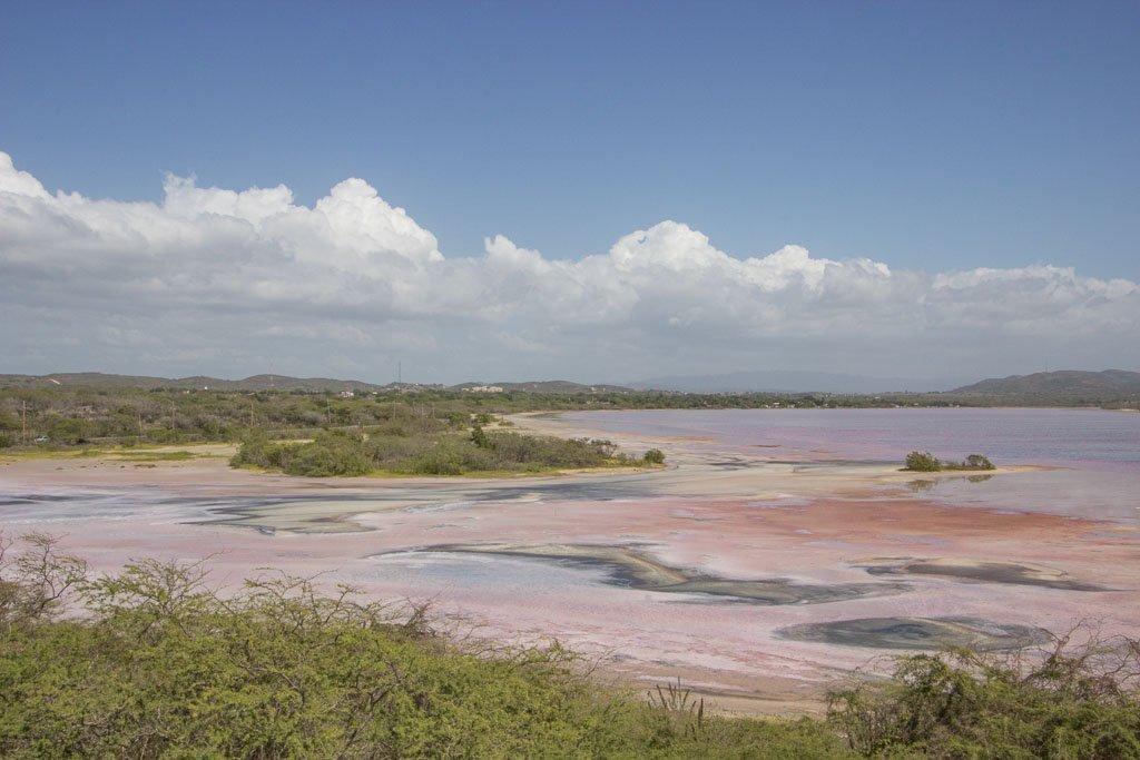 Bahia Salinas, Las Salinas, Las Salinas Salt Flats, Cabo Rojo, Puerto Rico, US territory