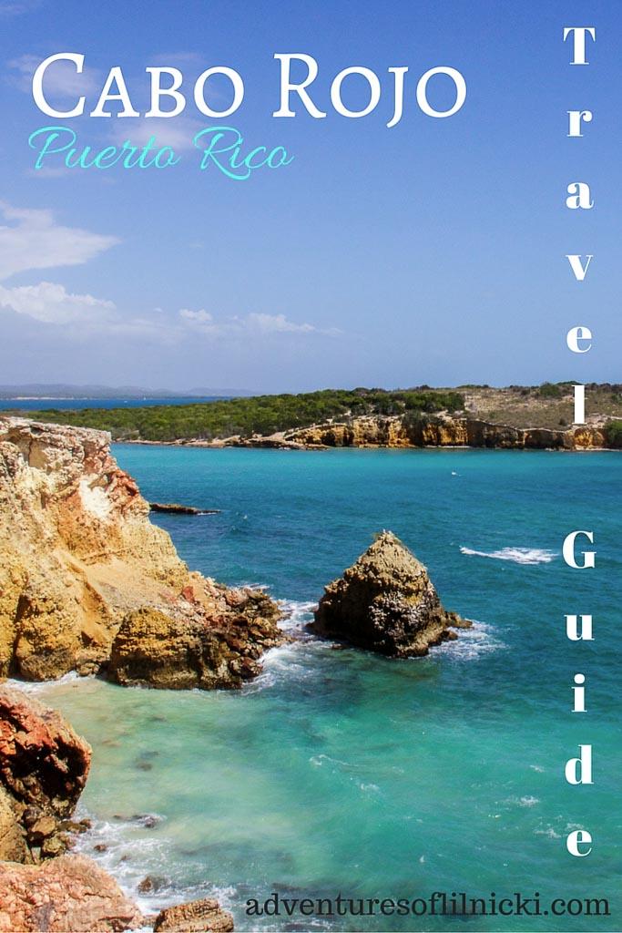 Cabo Rojo Travel Guide, Puerto Rico, Cabo Rojo