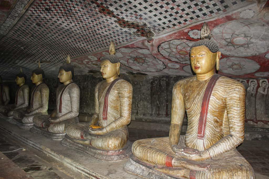 Sri Lanka, Lanka, one week Sri Lanka, Sri Lanka one week, Dambulla, Dambulla Cave Temple