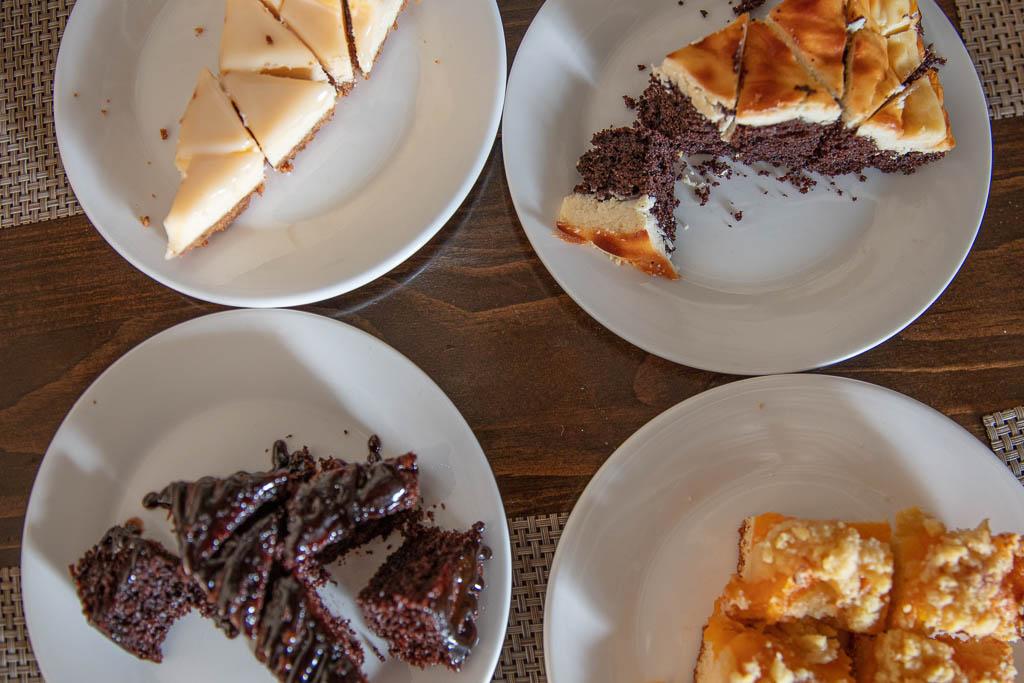Fat Cat Karakol, Kyrgyzstan, Karakol, Karakol food, Karakol restaurants, Karakol dessert, dessert, Kyrgyz dessert