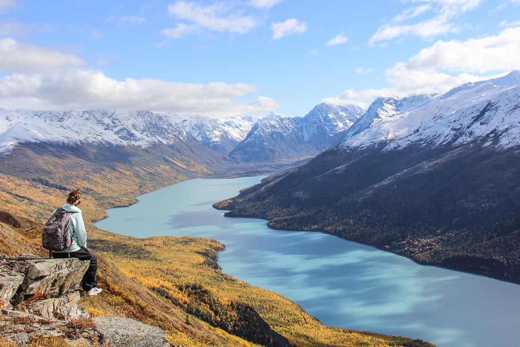 Eklutna Lake, Eklutna, Twin Peaks Trail, Anchorage day hikes, Alaska