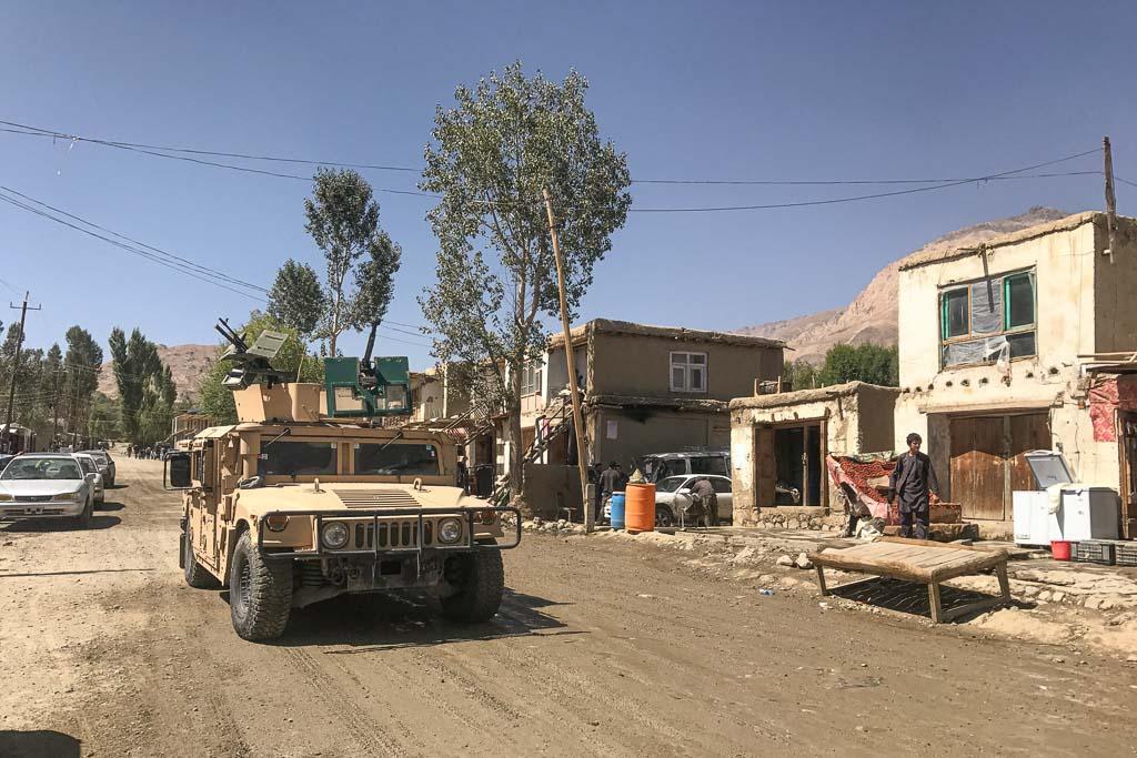 Eshkashim Bazaar, Badakshan, Afghanistan