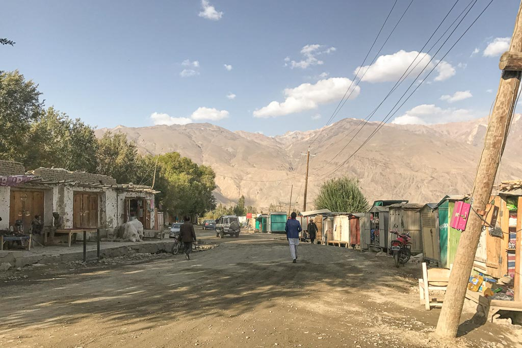 Afghan Wakhan, Eshkashim Bazaar, Badakshan, Afghanistan