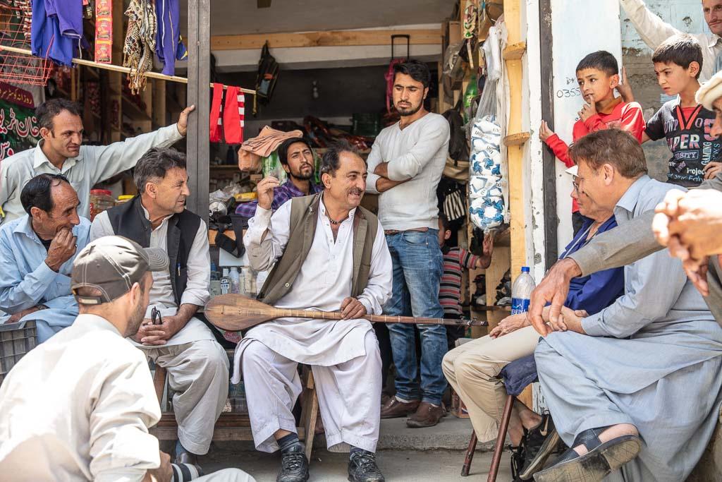 Gupis, Gakhuch, Giligit-Baltistan, Pakistan
