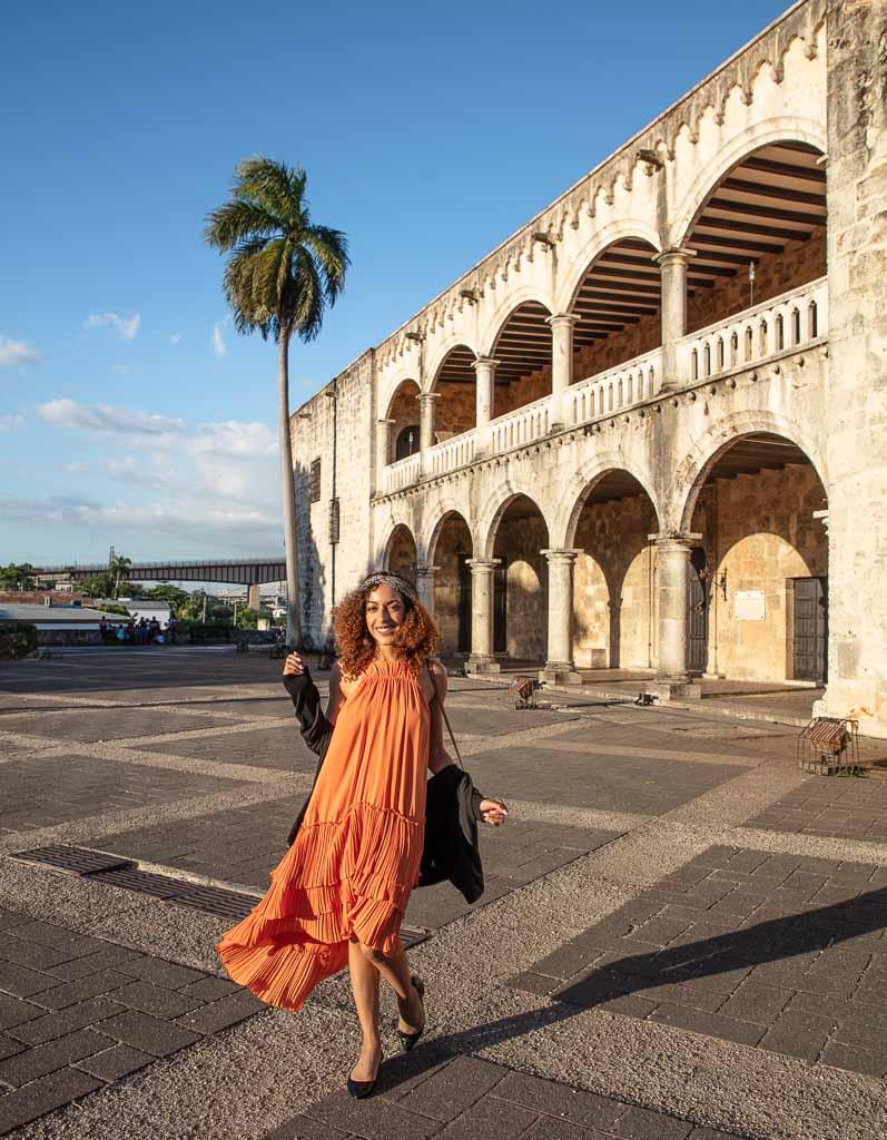 2 days Santo Domingo, Dominican Republic, Caribbean, Santo Domingo, Colonial Zone, Alcazar de Colon