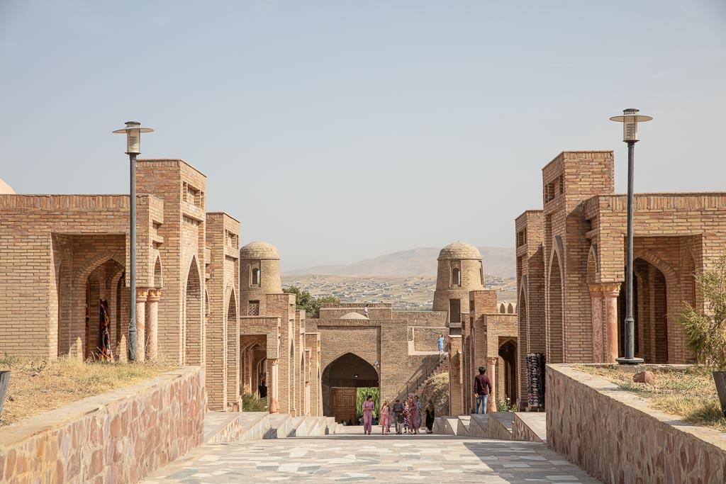 Hisor, Hisor Fort, Hisor Fortress, Dushanbe day trip, Tajikistan