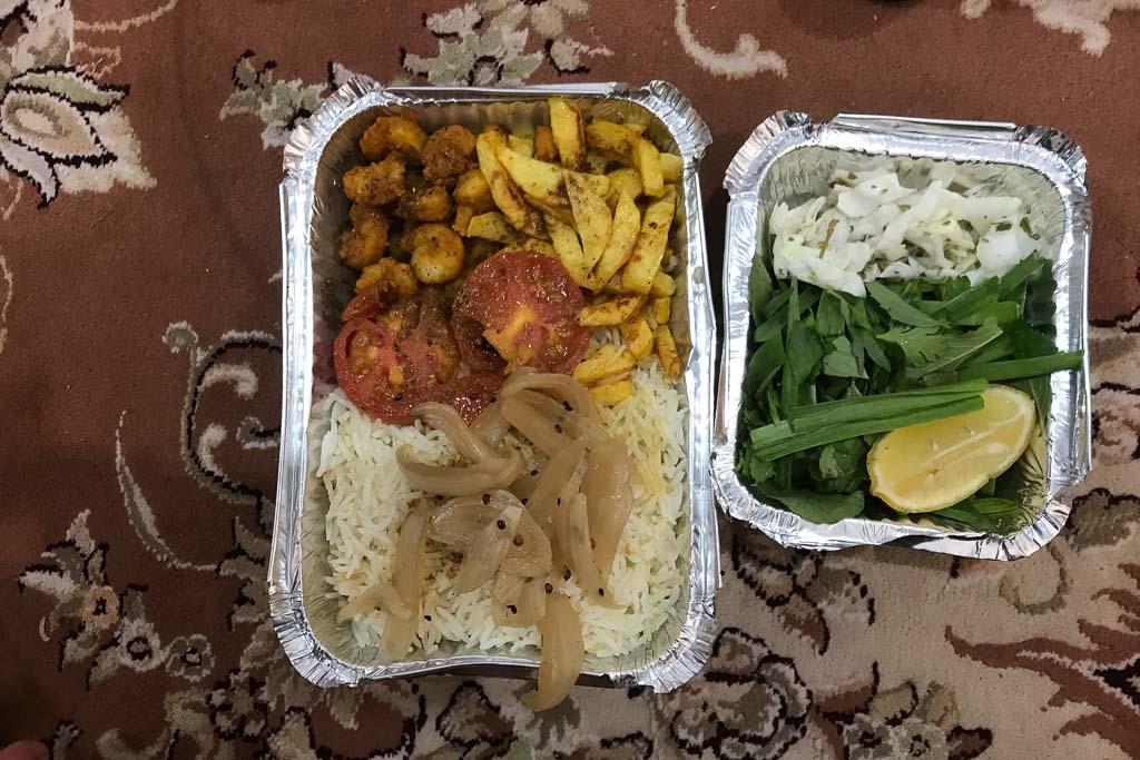 Hormuz Food