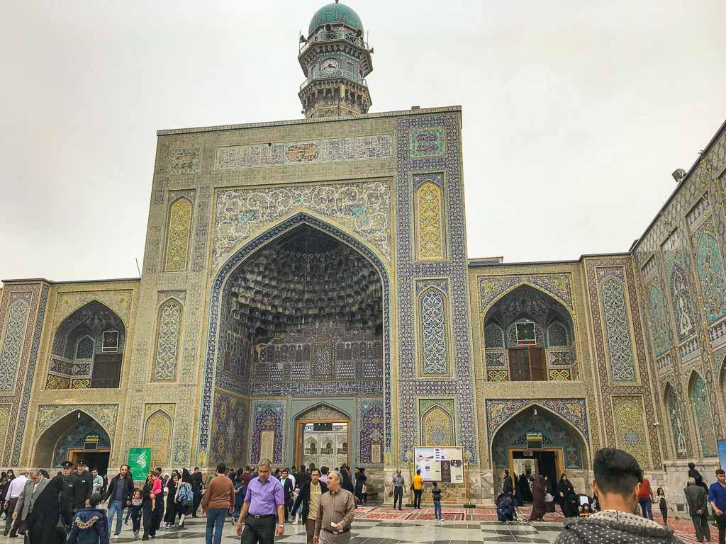 Imam Reza, Mashhad, Iran, Afghanistan Iran Border Crossing