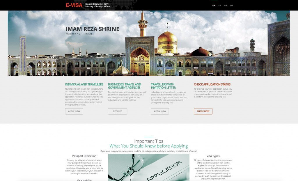 iran authorizaton, iranian visa, iran visa authorization