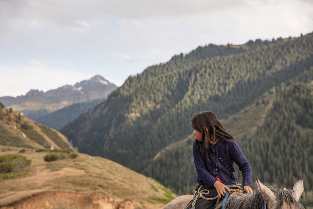 Jeti Oguz, Kyrgyzstan
