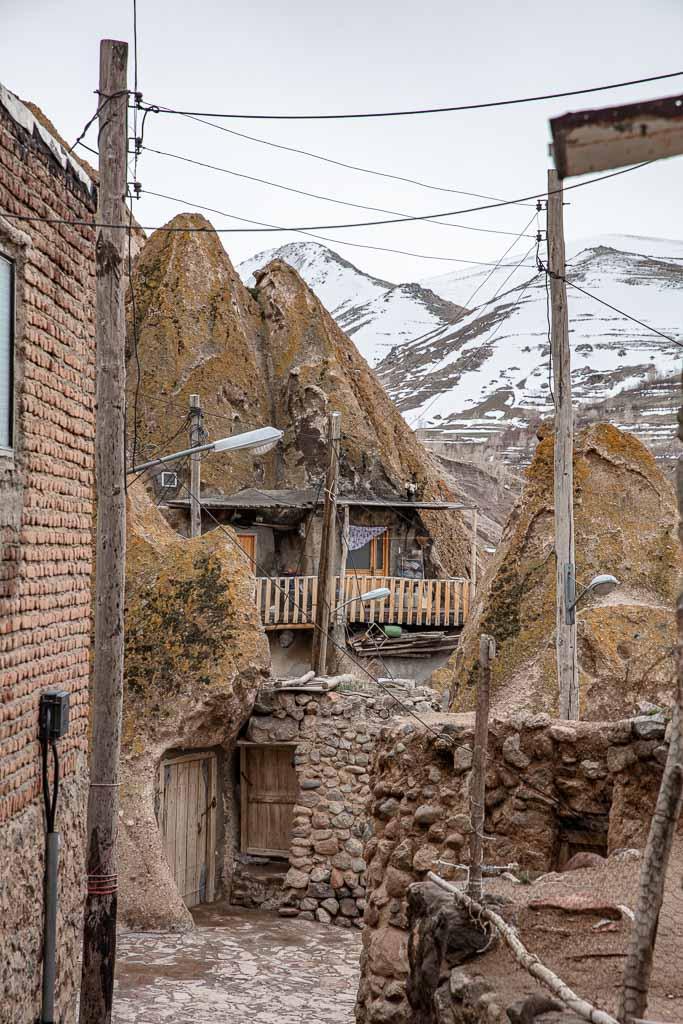 Kandovan, Iran, cave home, cave village Iran, cave village