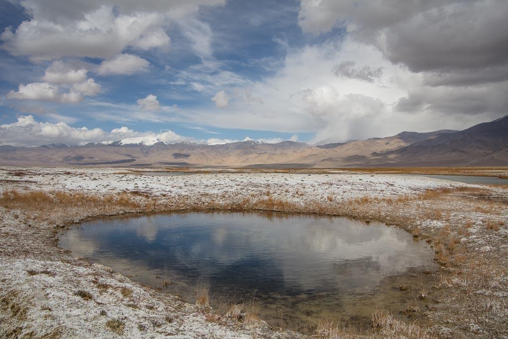 Karakul, Tajikistan, Pamir, Pamirs, Pamir Highway