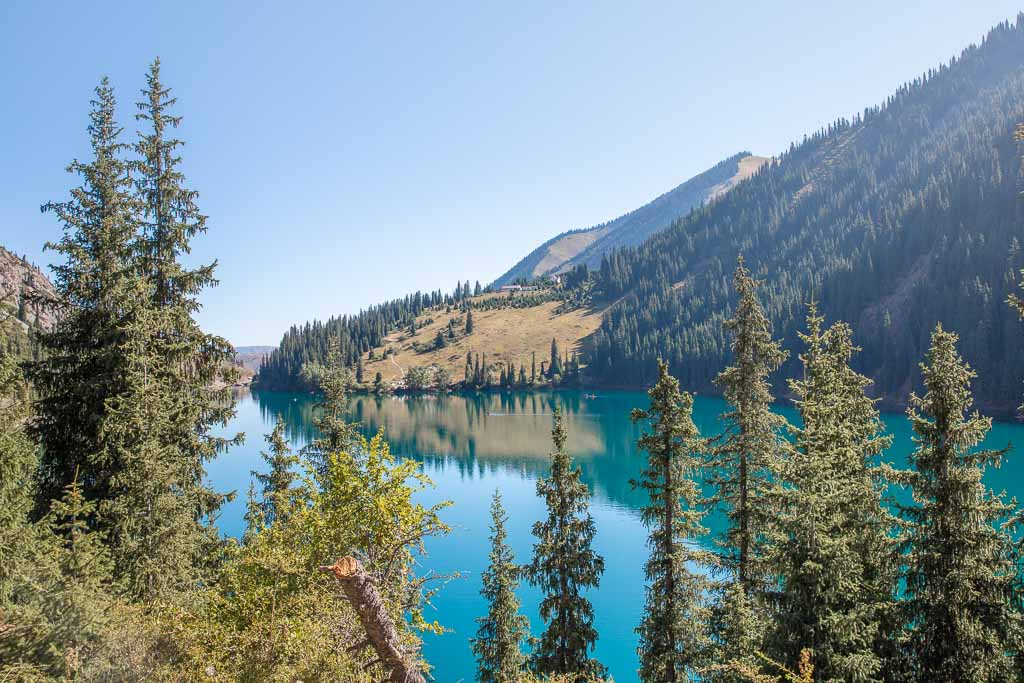 Kolsai Lake, Kazakhstan, Kolsai Lake I, Pearl of the Tien Shan, Pearls of the Tien Shan, Kolsai