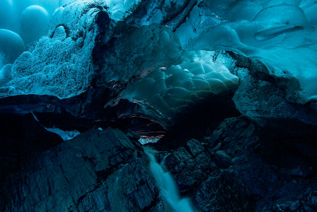 Medenhall Ice Cave, Juneau, Alaska, Mendenhall Glacier, Glacier, Ice Cave, Southeast Alaska