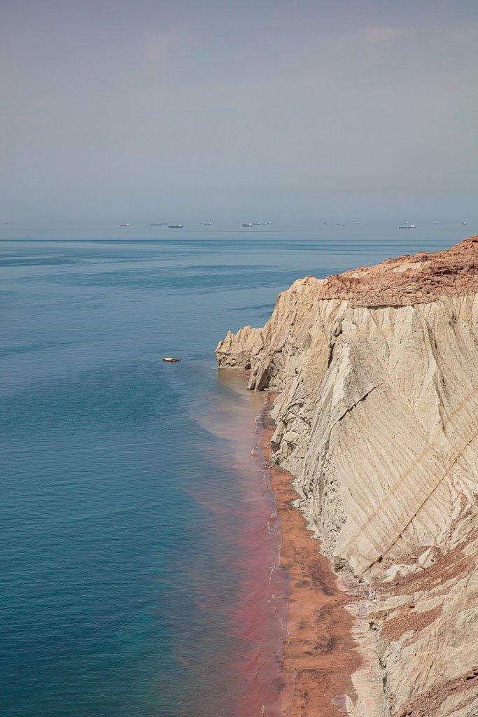 Hormuz Island, Hormuz, Iran, Mofanegh, Mofanegh Beach, Valley of Statues