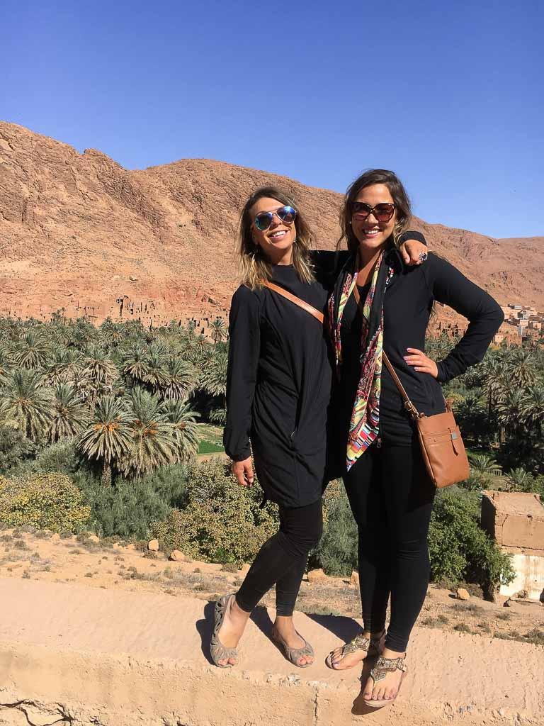 female travel Marrakech, Marrakech, Morocco, Africa
