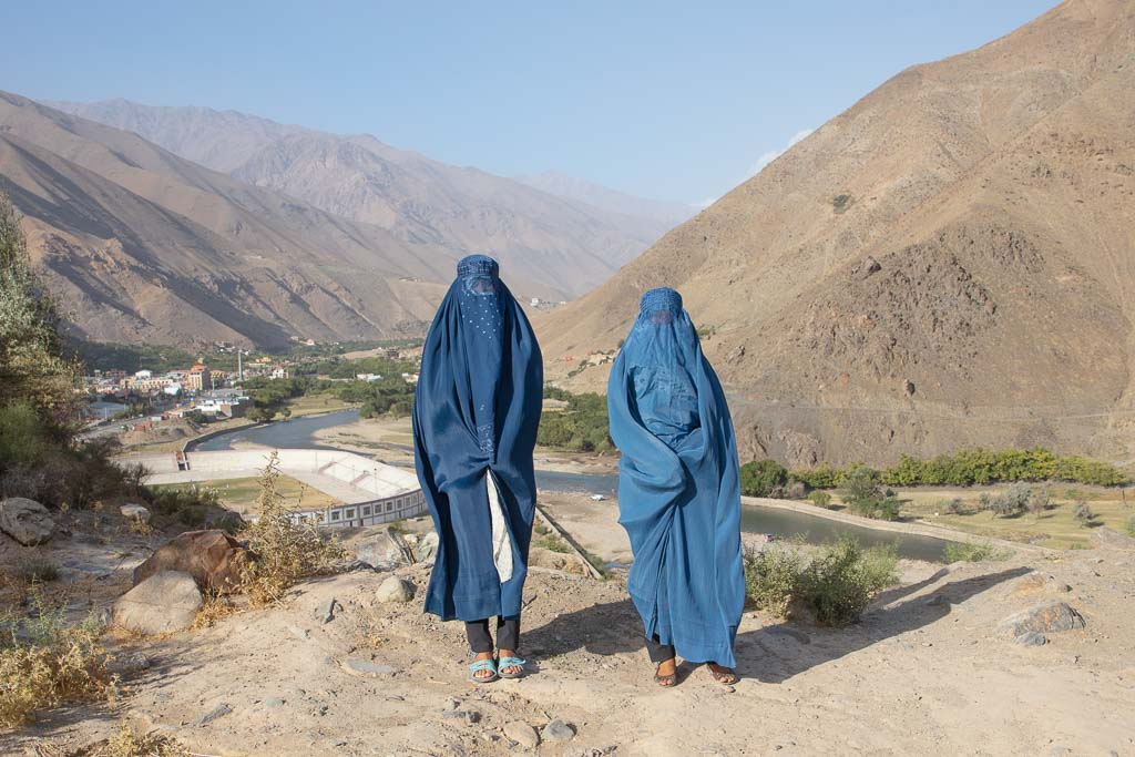 Afghanistan, Panjshir, Panjshir Valley, Chadri, Kabul day trip, Afghan Burqa