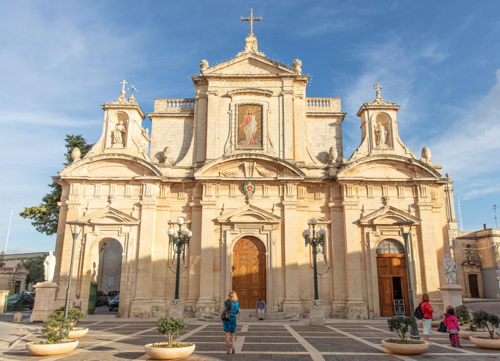 Malta, Malta travel, Malta travel guide, 4 days Malta, Malta itinerary, Europe, Mediterranean, 4 day Malta, 4 day Malta itinerary, Church of Rabat, Rabat, Church of Rabat Main Parish, Rabat church