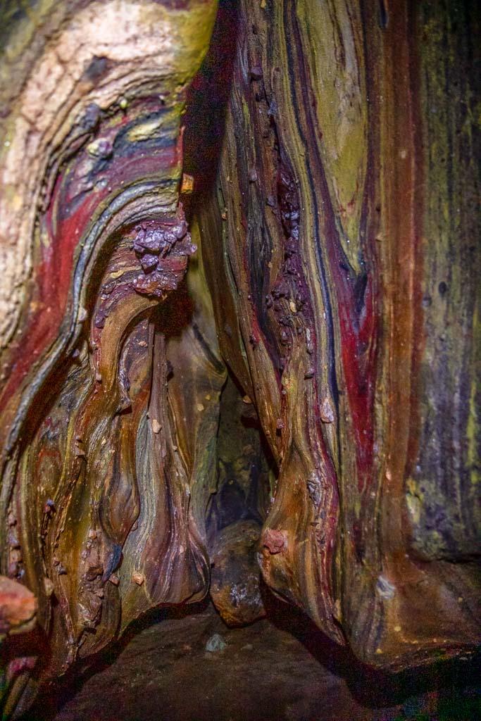 Hormuz Island, Hormuz, Iran, Rainbow Cave, Rainbow Cave Hormuz, Rainbow Cave Iran