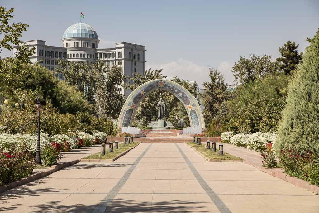 Rudaki, Dushanbe, Tajikistan, 10 reasons to visit tajikistan, tajikistan