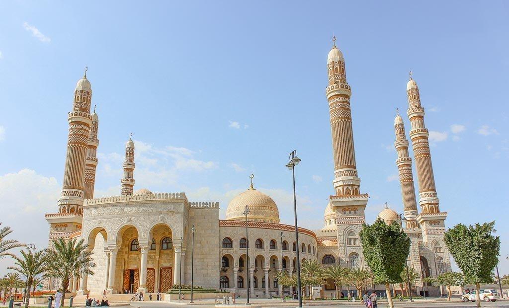 Saleh mosque, al-saleh mosque, al sales mosque, Yemen mosque, Sana'a mosque, Sanaa mosque, mosque, Islam, Muslim, Sana'a, Sanaa, Yemen, Sana'a Yemen, Sanaa Yemen