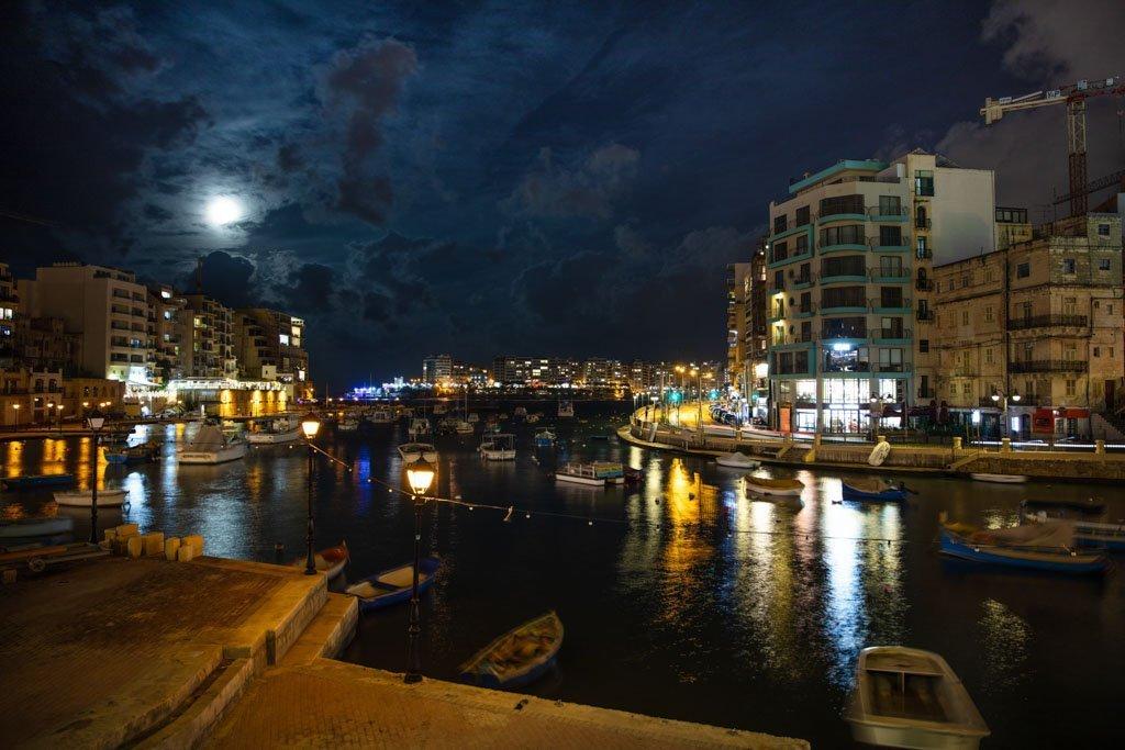 Malta, Malta travel, Malta travel guide, 4 days Malta, Malta itinerary, Europe, Mediterranean, 4 day Malta, 4 day Malta itinerary, Sliema, St Julien's