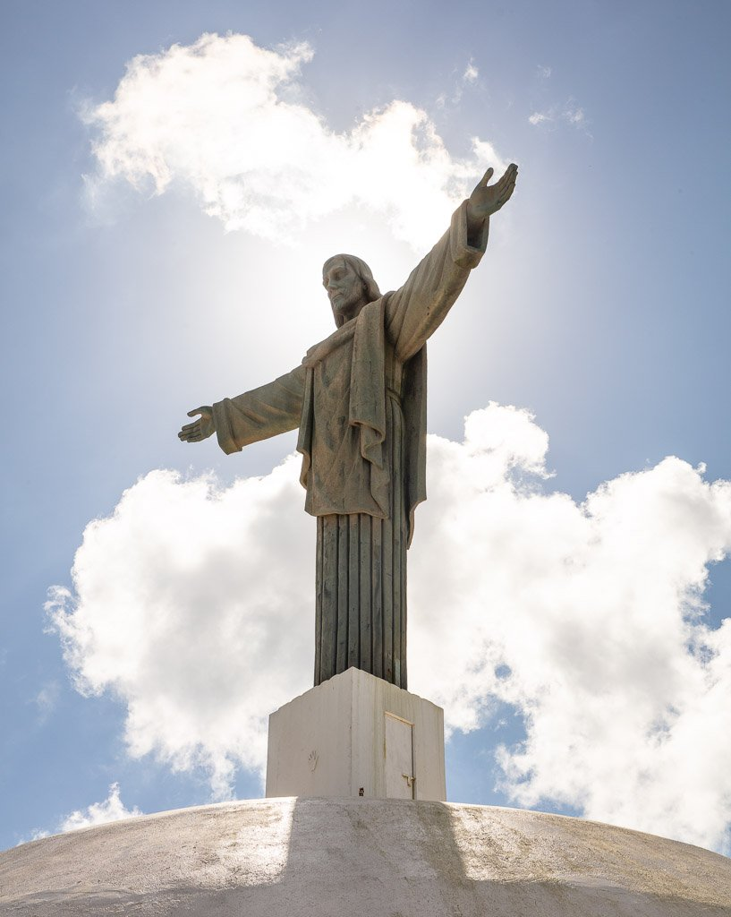 Dominican Republic, DR, Puerto Plata, What to do in Puerto Plata, Caribbean, Isabel de Torres, Christ the Redeemer