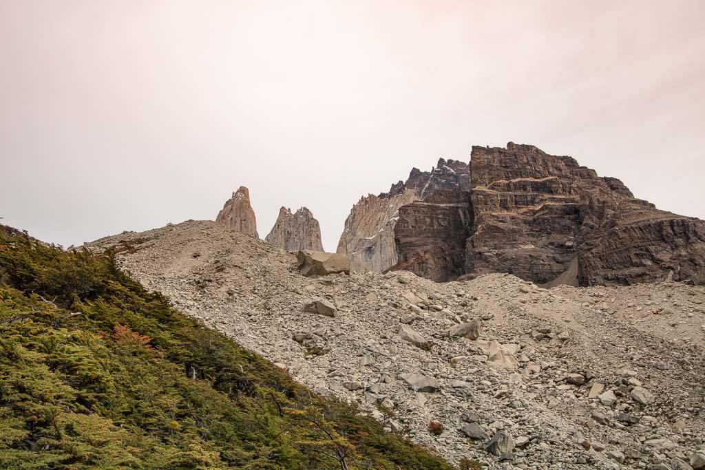 Mirador Las Torres day hike, Las Torres Day hike, Mirador Las Torres, Torres del Paine, Chile, Patagonia, SOuth America