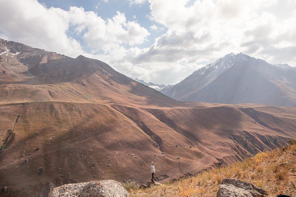 Tajikistan, Pamir, Central Asia, Rasht Valley, Garden i Kaftar Trek, Tupchak, Tupchak Plateau