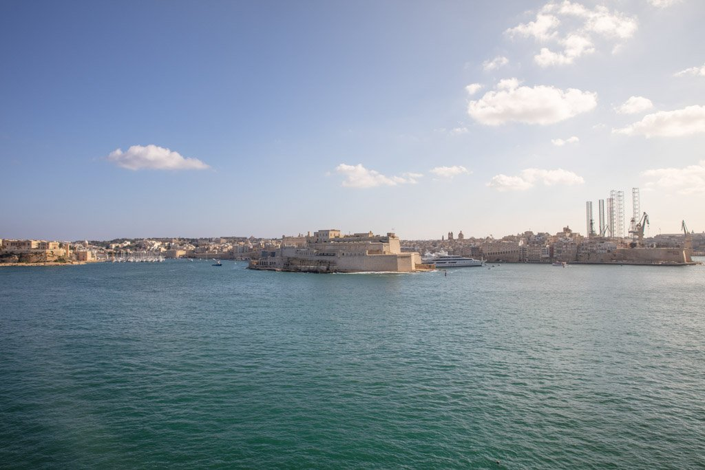 Malta, Malta travel, Malta travel guide, 4 days Malta, Malta itinerary, Europe, Mediterranean, 4 day Malta, 4 day Malta itinerary, Three Cities, Three Cities Valletta, Three Cities Malta, Birgu, Senglea, Cospicua