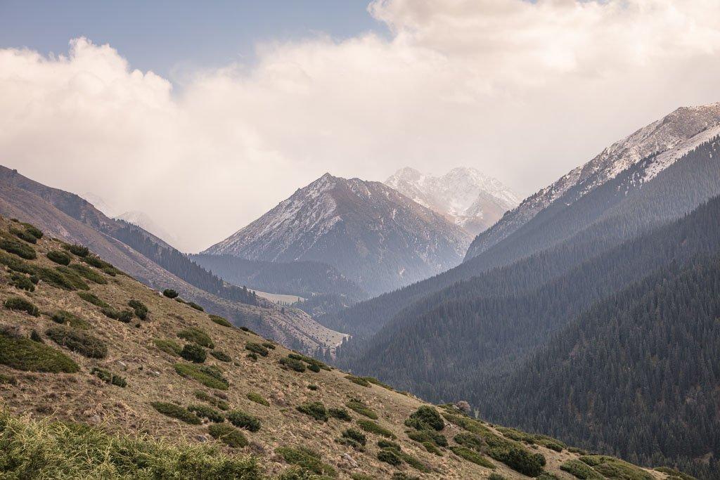 Valley of Flowers, Jeti Oguz, Kyrgyzstan
