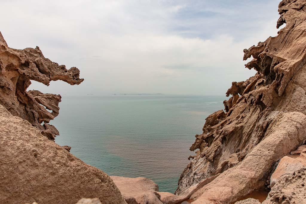 Hormuz Island, Hormuz, Iran, Valley of Statues