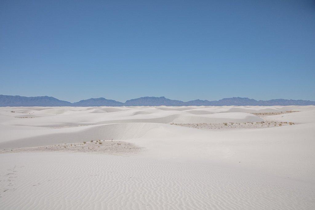 White Sands, New Mexico, White Sands New Mexico, White Sands National Park, White Sands National Monument, USA