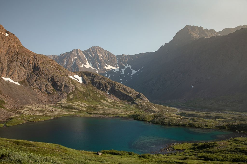 day hikes Anchorage, Williwaw Lakes, Anchorage, Alaska, Chugach, Chugach State Park