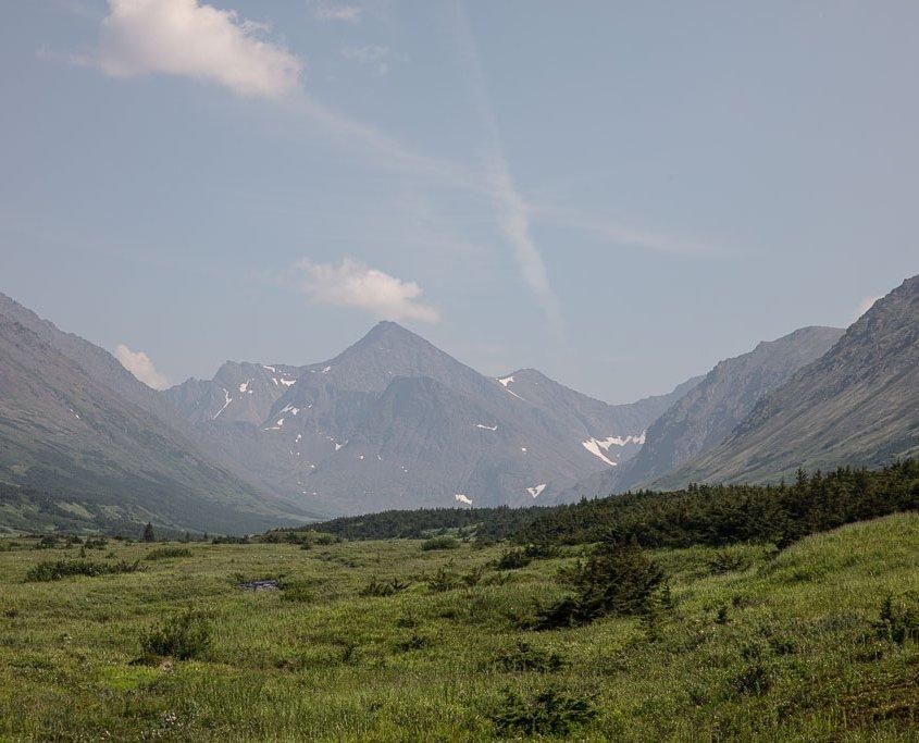Williwaw Lakes, Anchorage, Alaska, Chugach, Chugach State Park