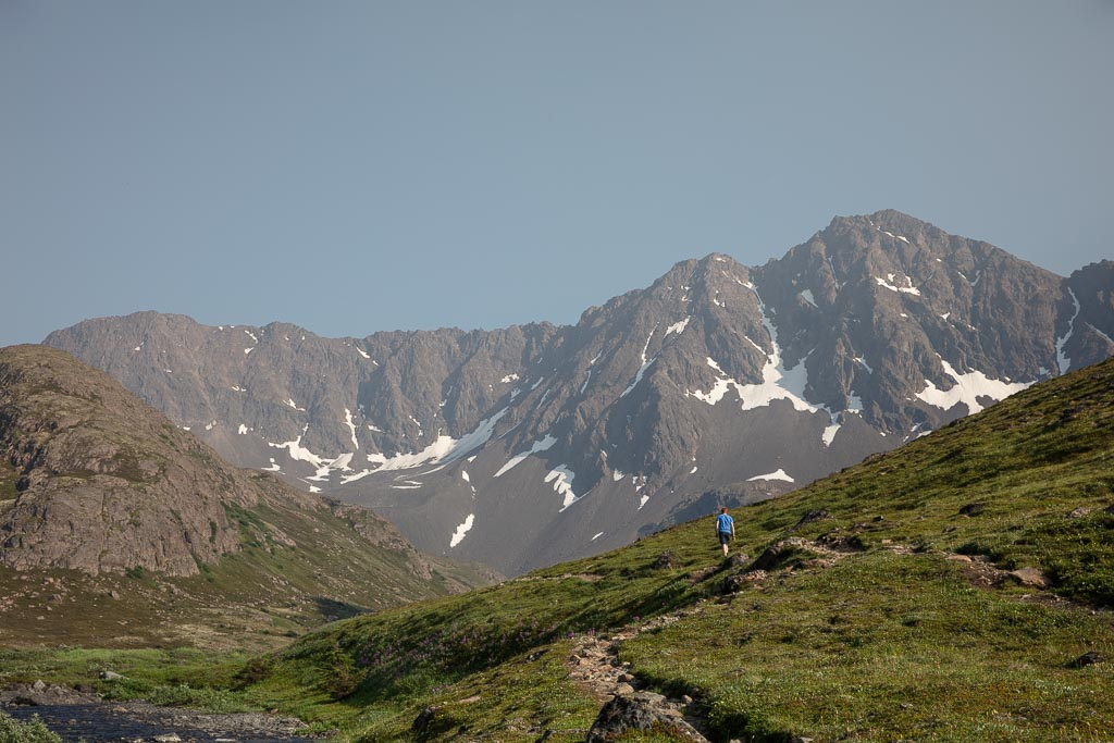 Williwaw Lakes, Anchorage, Alaska, Chugach, Chugach State Park